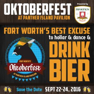 Fort Worth Oktoberfest 2016